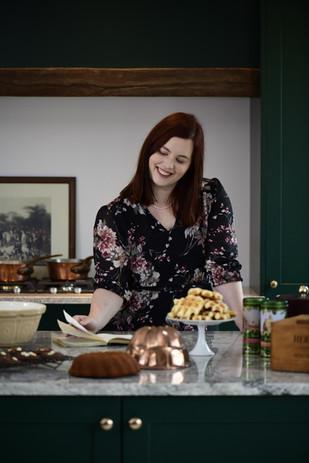 Julie bakt hartig en zoet