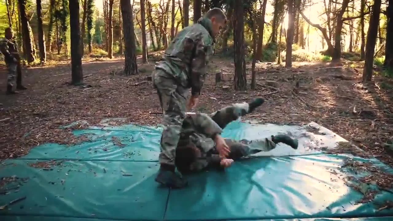 Special Force Training