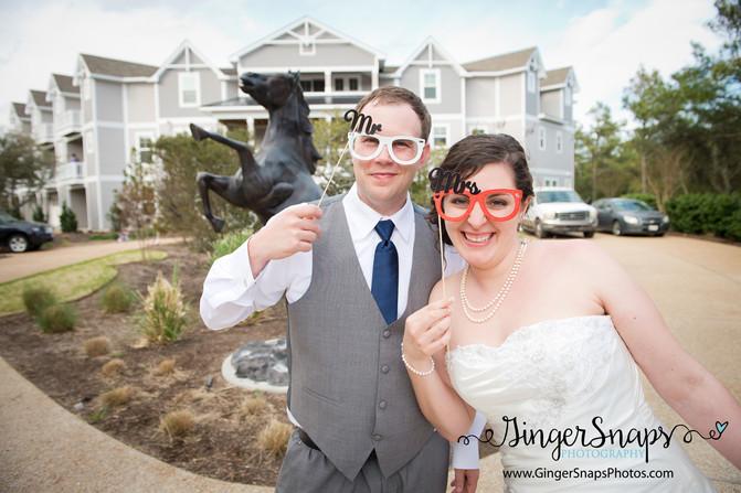 Congrats Emily & Nathan! | Black Stallion Wedding