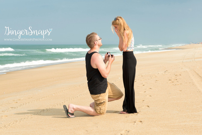 Morgan & Jeff {proposal + engagement}