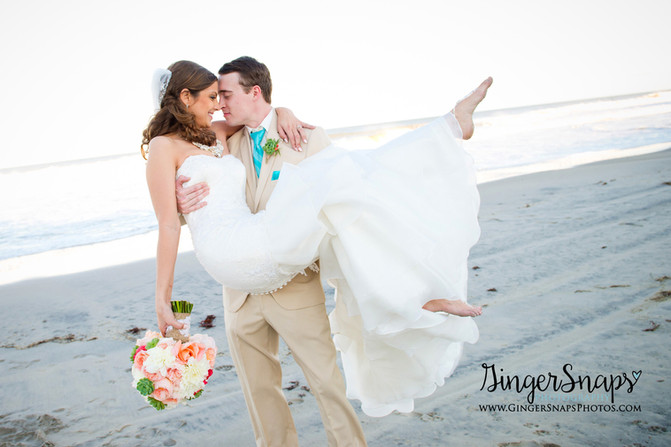 Brittany & Chauncey {currituck club wedding}