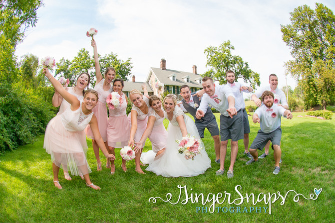 Morgan & Greg  |  { Destination Wedding in PA ! }