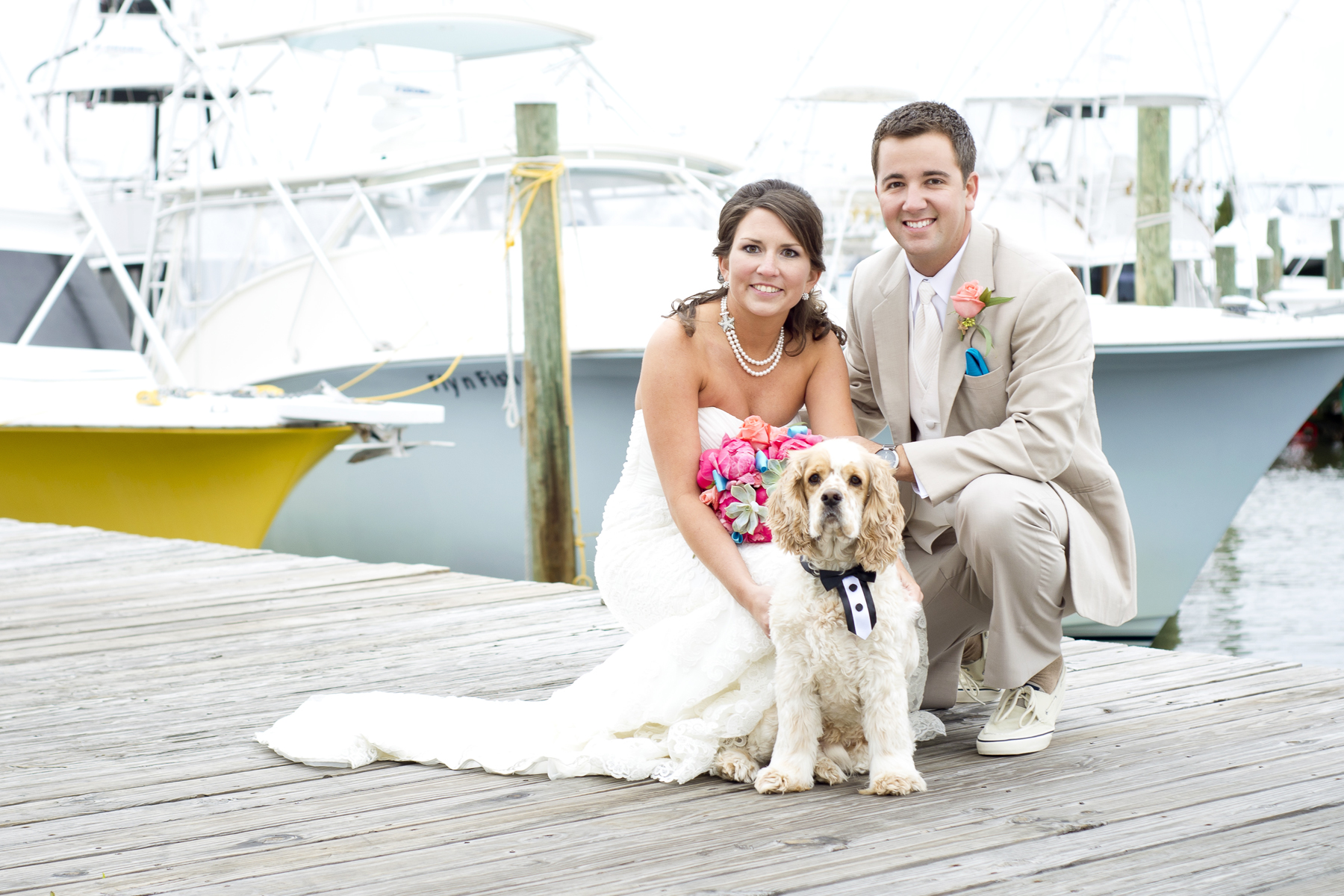 Outer Banks Wedding Photos