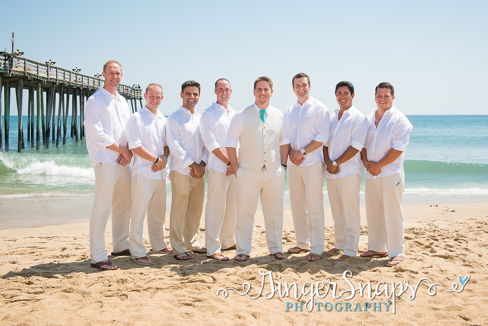 groomsman photography