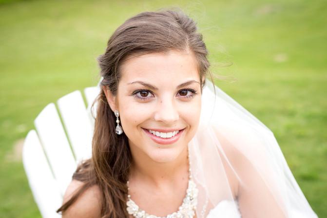 Brittany's Bridals {currituck club bridal portraits}