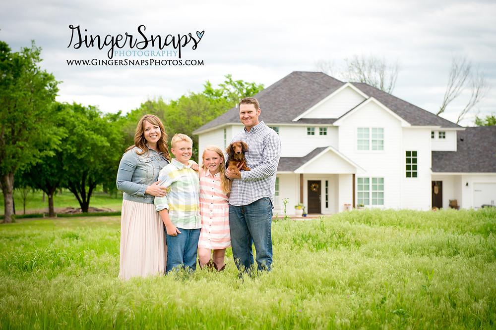 Oklahoma Family Portraits