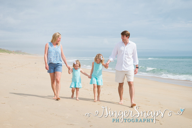 family beach photographers