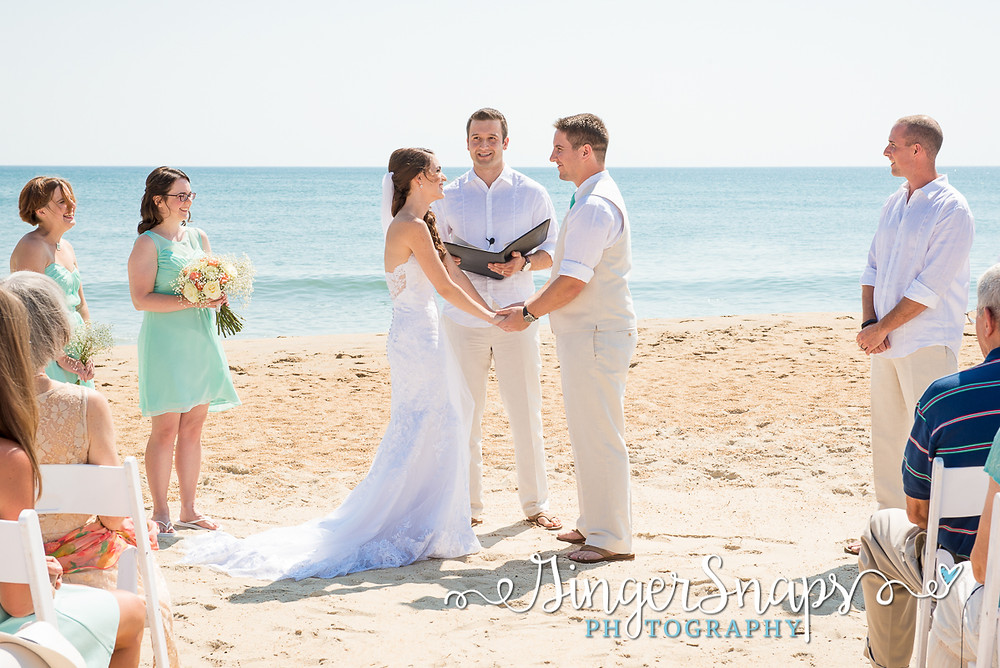 obx wedding photographers