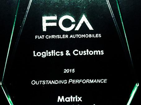 Matrix Delivers Award-Winning Expedited Service