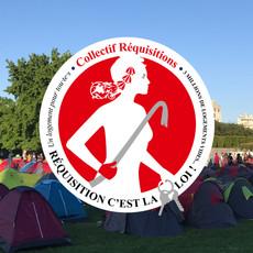 Évacuation des 1200 sans abri du campement parc André Citroën : Un piège d'État