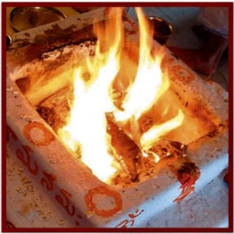 Feuerzeremonie - Familienkarma reinigen!