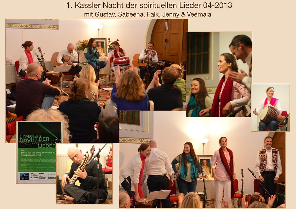 1. Kassler Nacht der spirituellen Lieder
