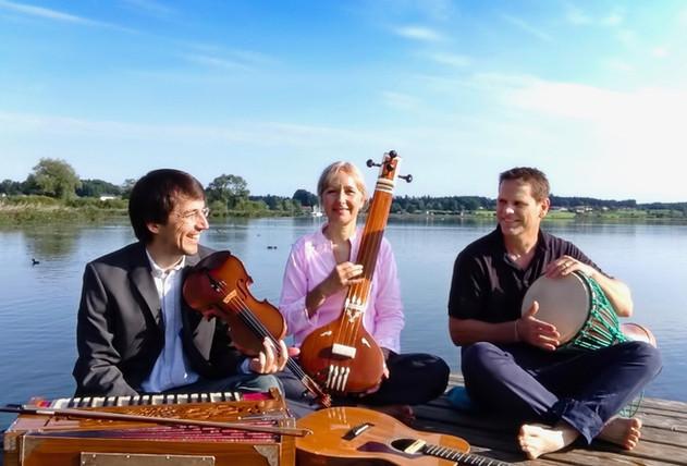 The Chiemgau Band, Martin, Eric & Veemala