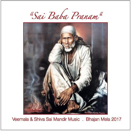 Sai Baba Pranam