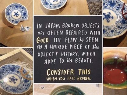 Getting Creative in Japan