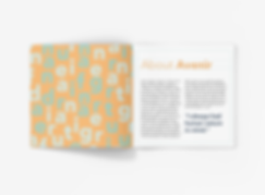 mockup-featuring-an-open-square-booklet-