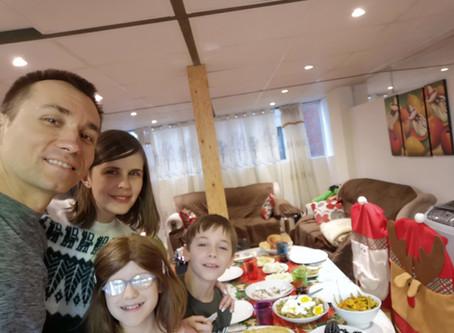 36- dniowa podróż z dziećmi po Ameryce Południowej- zerwany most i Wigilia w Peru część 3