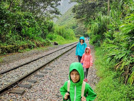 36-dniowa podróż z dziećmi po Ameryce Południowej część 2. Machu Picchu.