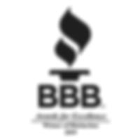 BBB Winner of Distinction 2019_Black Por