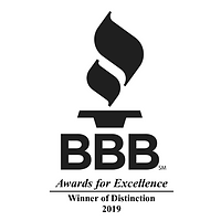 BBB Winner of Distinction 2019_Black Por