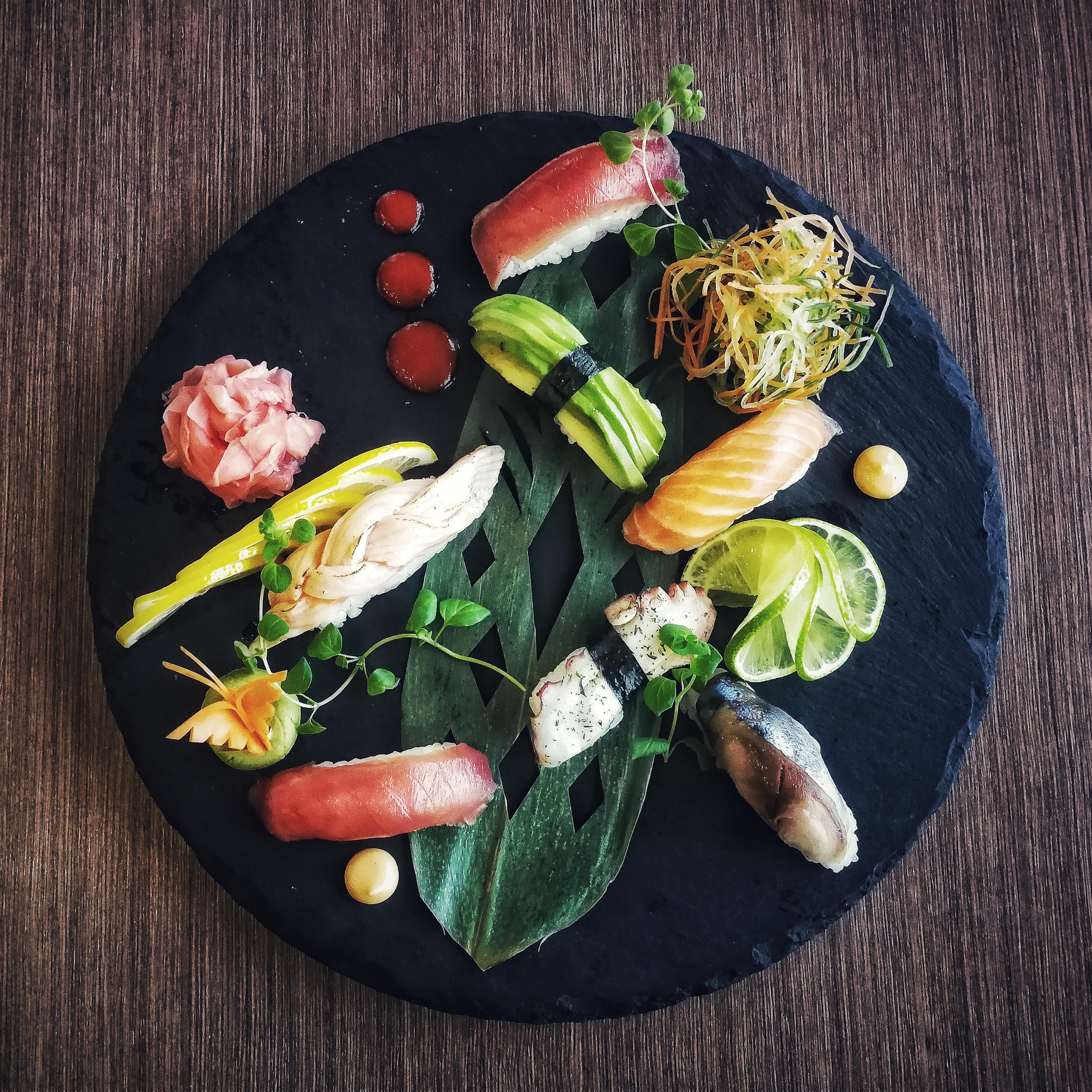 Sushi 30.01.18r. godz. 18