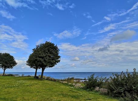 Bornholm- mała, duńska wyspa