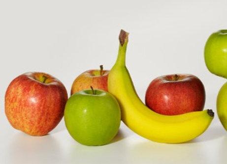 Piure de mere cu banana Delirs