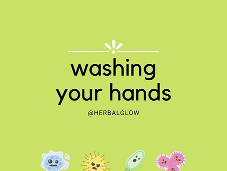 Before You Wash Your Face....