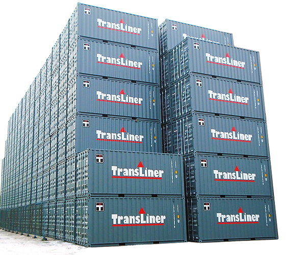 Transliner Containers