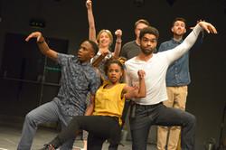 We Are Proud... , the Bush Theatre