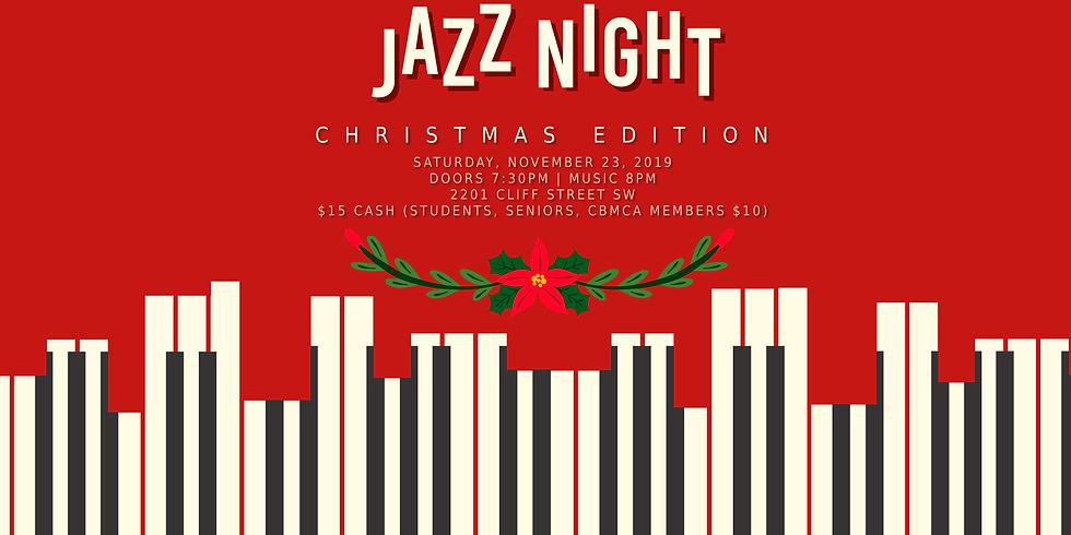 Christmas Jazz Night featuring Moonlight Riders