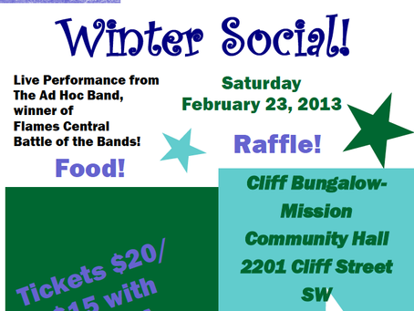 CBM Winter Social!
