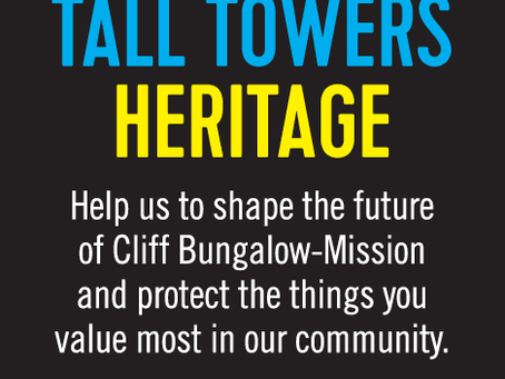The Changing Face of Cliff Bungalow – Mission