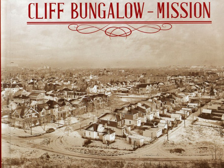 Cliff Bungalow – Mission: a Heritage Community