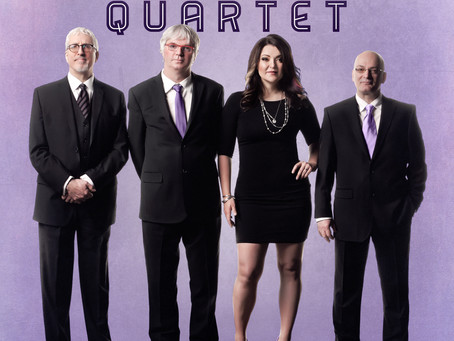 Vocal jazz night with Deanne Matley on Wednesday April 2, 2014