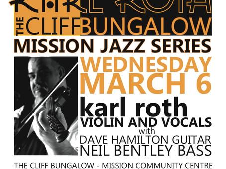 March 2013 Jazz Concert