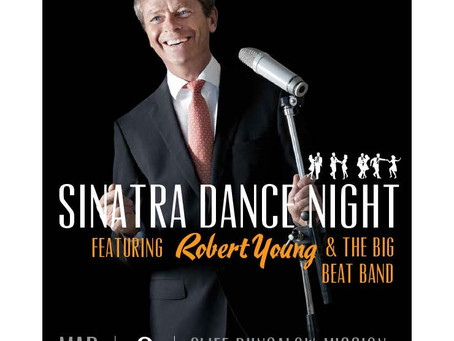 Jazz dance night with Rob Young and the Big Beat band on Saturday March 15, 2014