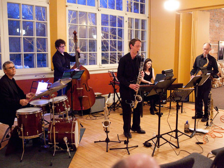 The Cliff Bungalow-Mission Jazz Concert Series