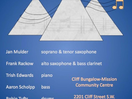 Jazz Winds Composers Collective on Wednesday March 5, 2014