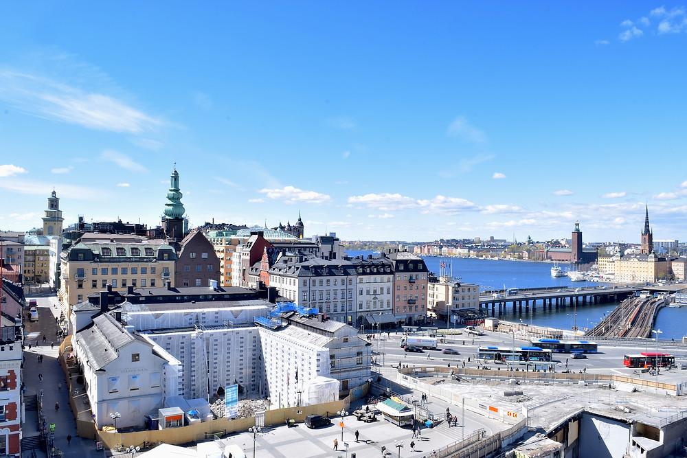 gondolen view stockholm