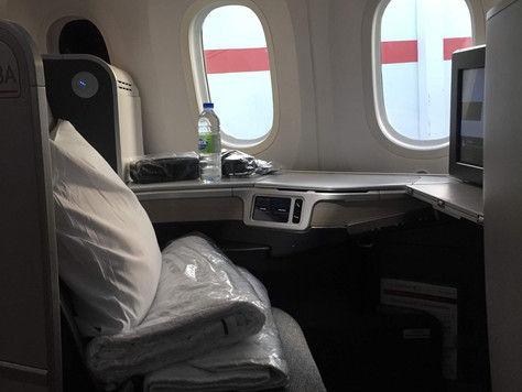 Air Canada Business 777-300ER YYZ to CPH Review