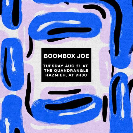 Boobox Joe