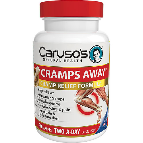 Cramps Away 30 Tabs