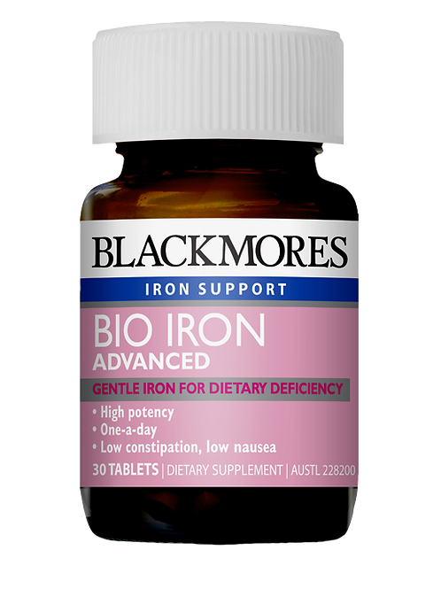 Bio Iron Advanced 30 Tab