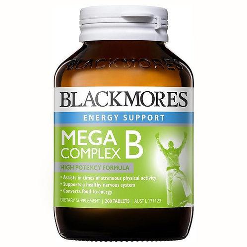 Mega B Complex 31 Tabs
