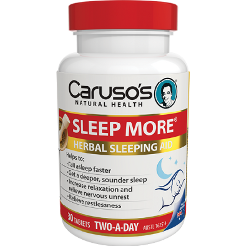 Sleep More 30 Tabs