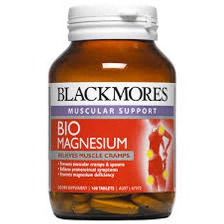 Bio Magnesium 100 Tablets