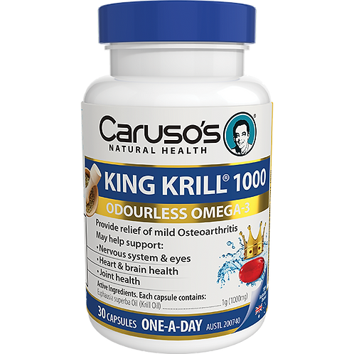 King Krill 1000 30 Caps