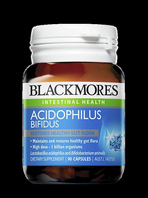 Acidophilus Bifidus 90 Caps