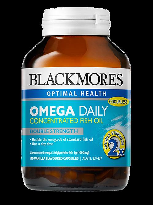 Omega Daily 90 Capsules